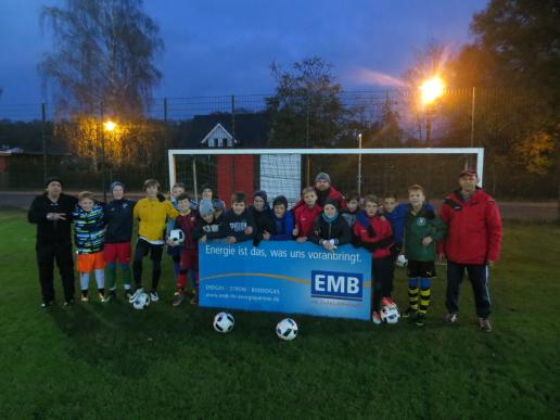 EMB Herbstcamp D-Junioren 2017